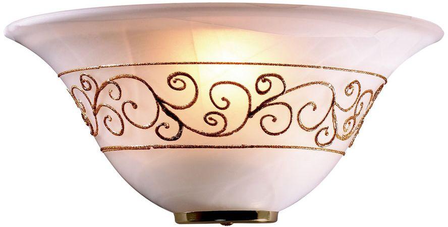 Cветильник настенный Sonex Barocco Oro, 1 х E27, 100W. 031/T031/T
