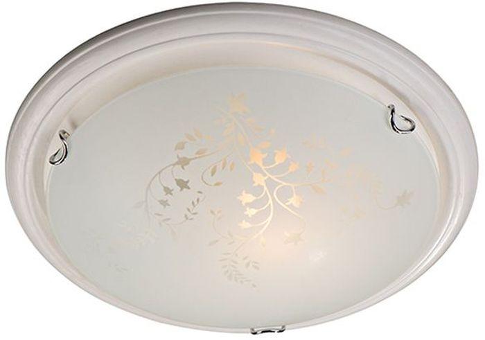 Светильник потолочный Sonex Blanketa, 2 х E27, 60W. 101/K101/K