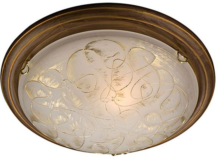 Светильник потолочный Sonex Provence Brow, 2 х E27, 60W. 103/K светильник потолочный sonex blanketa gold 2 х e27 60w 102 k