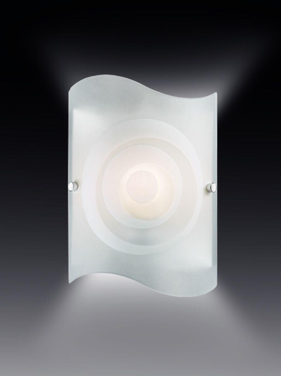 Cветильник настенный Sonex Sole, 1 х E27, 100W. 11241124
