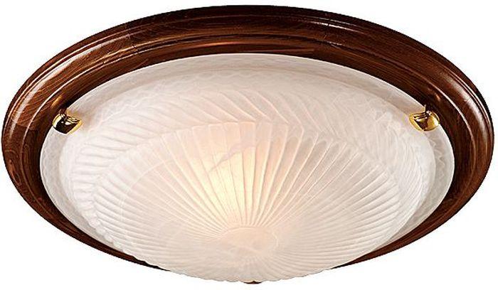 Светильник потолочный Sonex Glass, 2 х E27, 60W. 116/K116/K