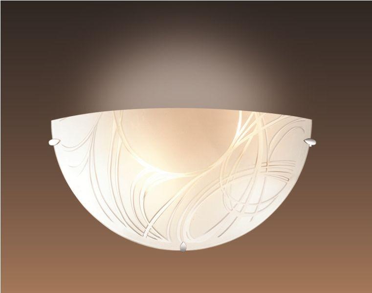 Cветильник настенный Sonex Trenta, 1 х E27, 60W. 12061206