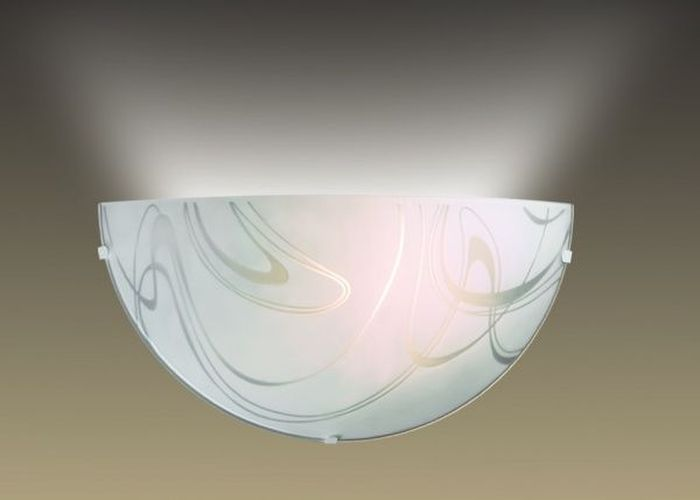 Cветильник настенный Sonex Tubio, 1 х E27, 60W. 1223/A1223/A