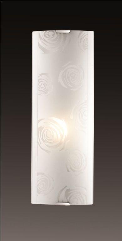 Cветильник настенный Sonex Pavia, 1 х E14, 60W. 1229/L1229/L
