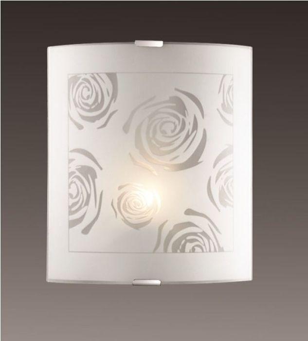 Cветильник настенный Sonex Pavia, 1 х E27, 60W. 1229/M1229/M