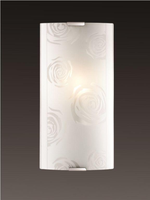 Cветильник настенный Sonex Pavia, 1 х E14, 60W. 1229/S1229/S