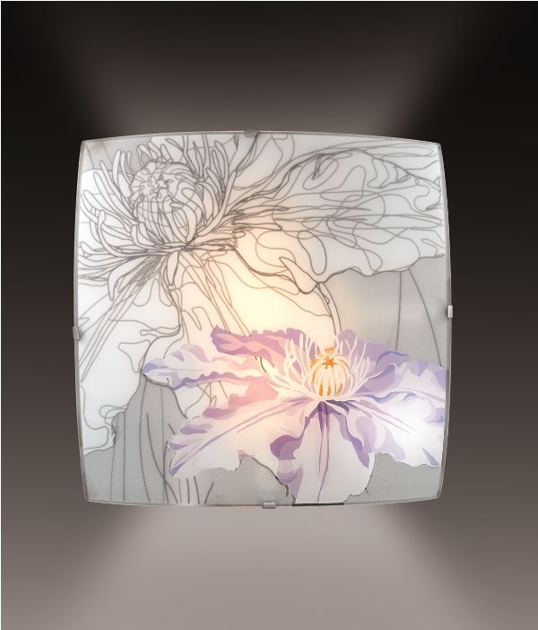 Светильник потолочный Sonex Iris, 1 х E27, 60W. 12301230