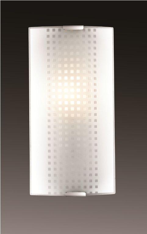 Cветильник настенный Sonex Storo, 1 х E14, 60W. 1238/S1238/S