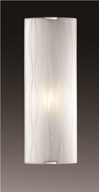 Cветильник настенный Sonex Tosi, 1 х E14, 60W. 1239/L1239/L
