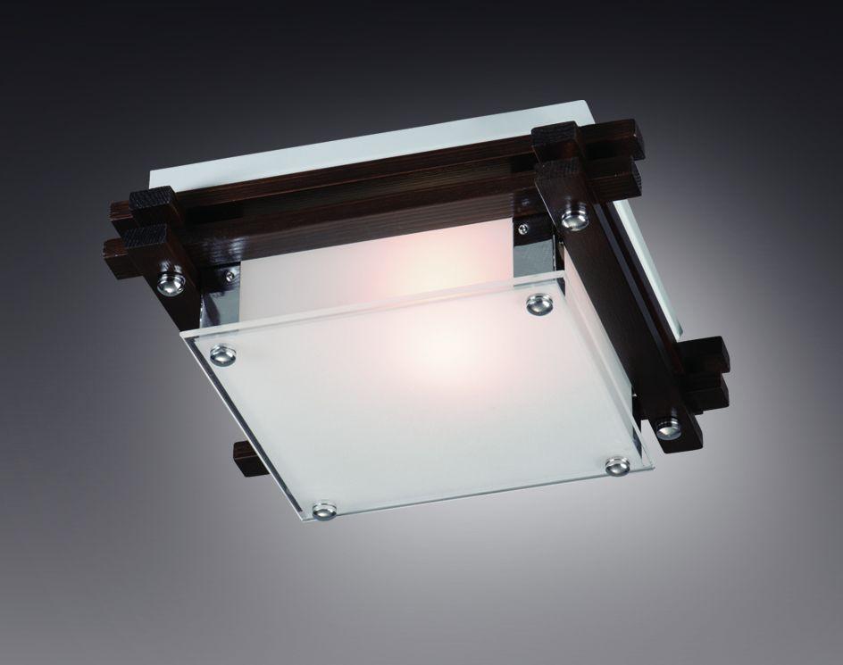 Светильник потолочный Sonex Trial Vengue, 1 х E27, 60W. 1241V настенно потолочный светильник eglo ella 81636