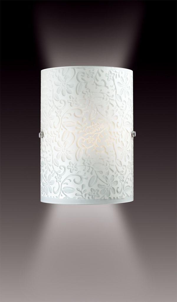 Cветильник настенный Sonex Rista, 1 х E27, 60W. 12561256