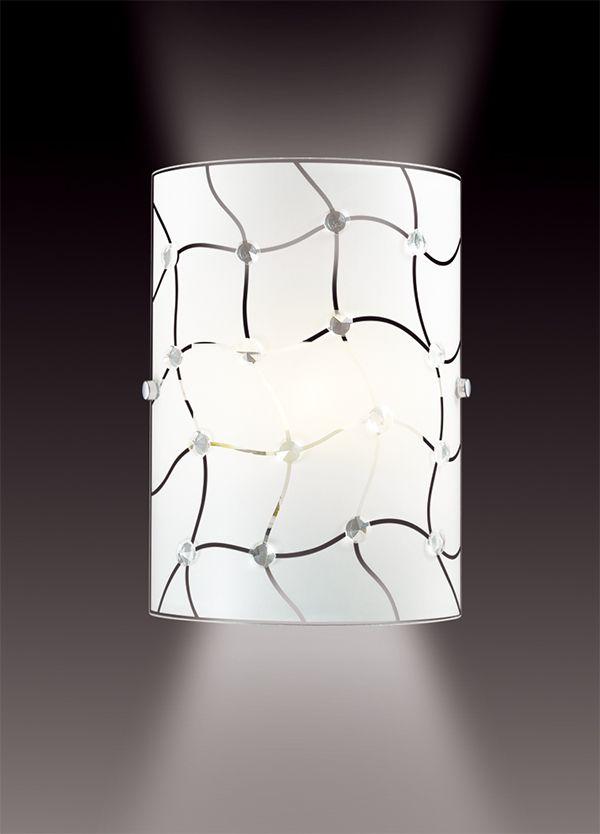 Cветильник настенный Sonex Opus, 1 х E27, 60W. 12701270
