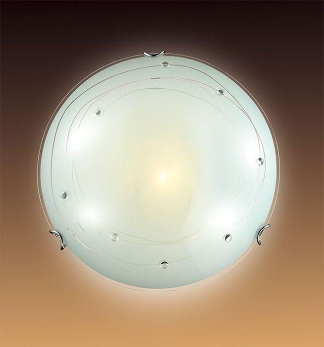 Cветильник настенный Sonex Storza White, 1 х E27, 100W. 146146