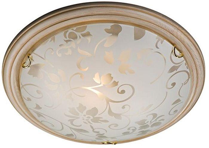 Светильник потолочный Sonex Provence Crema, 2 х E27, 60W. 156/K156/K
