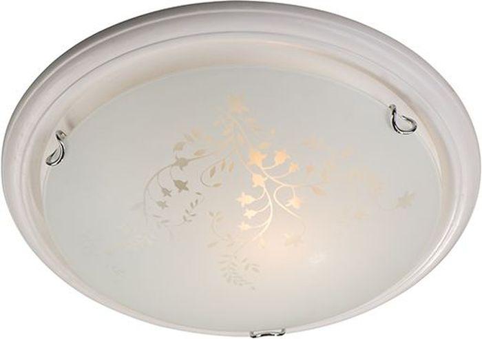 Светильник потолочный Sonex Blanketa, 2 х E27, 100W. 201 светильник потолочный sonex blanketa 2 х e27 100w 201