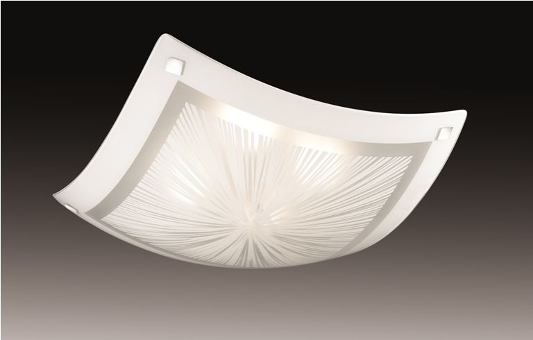 Светильник потолочный Sonex Zoldi, 2 х E27, 100W. 21072107