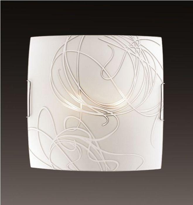 Светильник потолочный Sonex Molano, 2 х E27, 100W. 2143 светильник потолочный sonex blanketa 2 х e27 100w 201