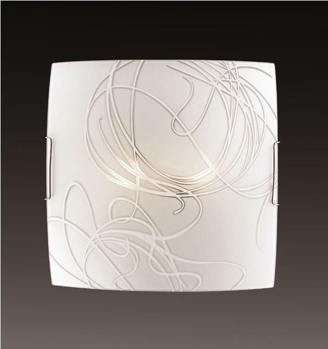 Светильник потолочный Sonex Molano, 2 х E27, 100W. 21432143