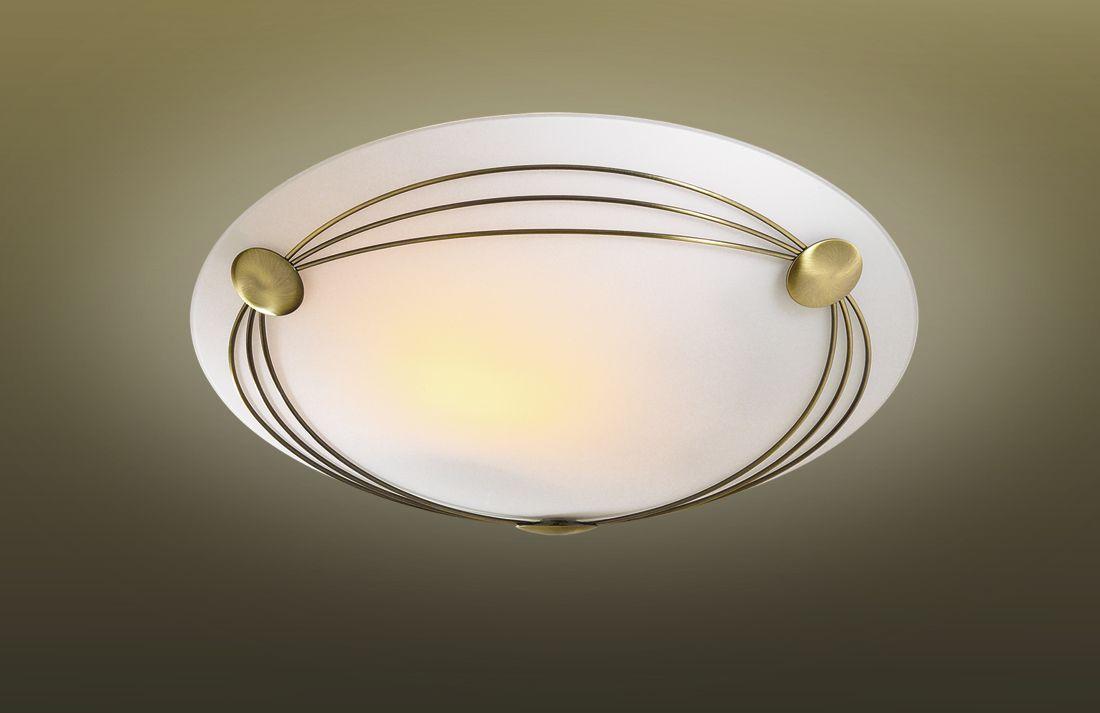 Светильник потолочный Sonex Pagri, 2 х E27, 60W. 21622162