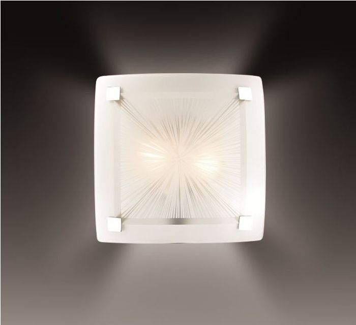Светильник потолочный Sonex Zoldi, 2 х E27, 60W. 22072207