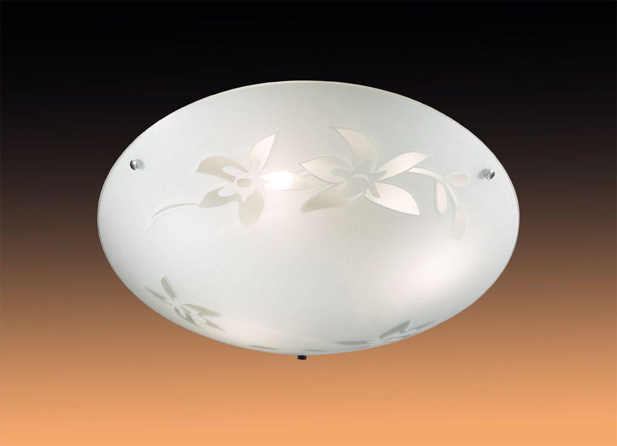 Светильник потолочный Sonex Romana, 2 х E27, 60W. 22142214