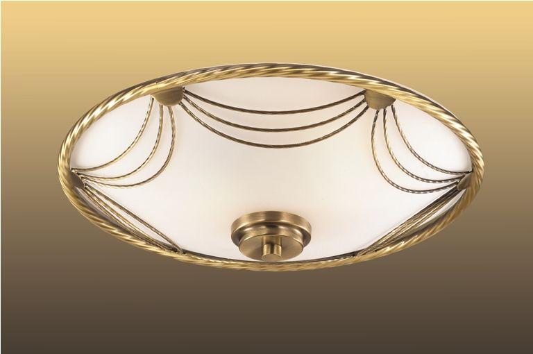 Светильник потолочный Sonex Salva, 2 х E27, 60W. 22192219