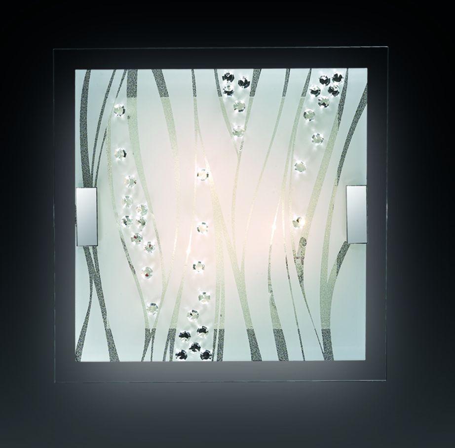 Cветильник настенный Sonex Kadia, 2 х E27, 60W. 22272227
