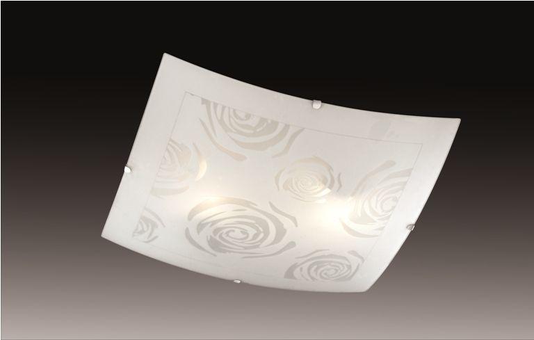 Светильник потолочный Sonex Pavia, 2 х E27, 60W. 22292229