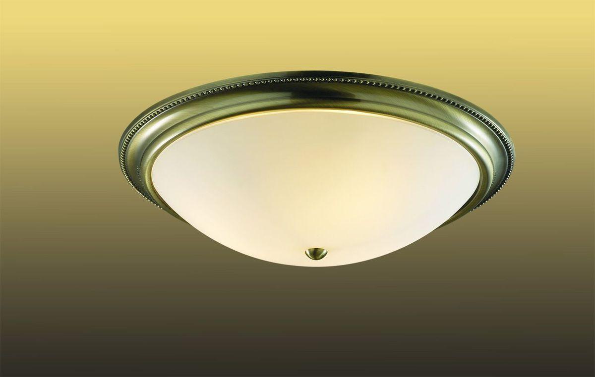 Светильник потолочный Sonex Bris, 2 х E27, 60W. 2231/M2231/M