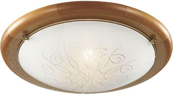 Светильник потолочный Sonex Kalda, 2 х E27, 100W. 225225