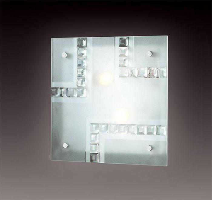 Cветильник настенный Sonex Falko, 2 х E27, 60W. 22692269