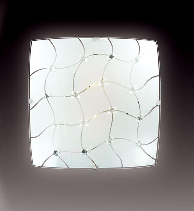 Cветильник настенный Sonex Opus, 2 х E27, 60W. 22702270
