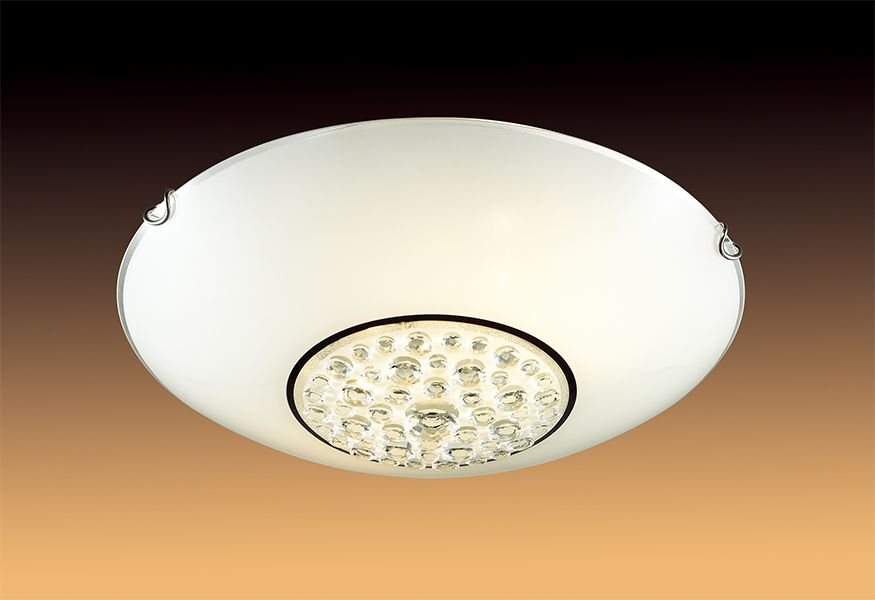 Светильник потолочный Sonex Lakrima, 2 х E27, 100W. 228228