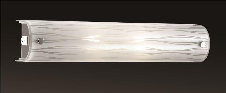 Cветильник настенный Sonex Visano, 2 х E14, 40W. 23432343