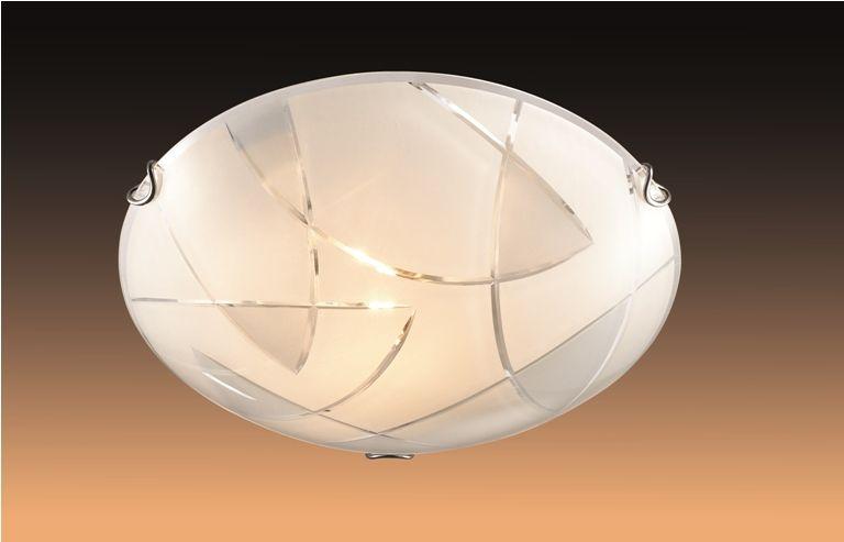 Светильник потолочный Sonex Geni, 2 х E27, 100W. 241241