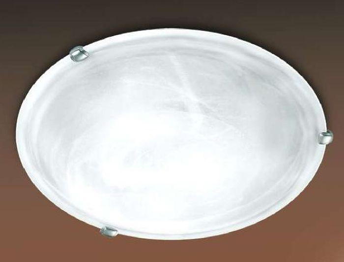 Светильник потолочный Sonex DUNA, 2 х E27, 100W. 253 хром253 хром