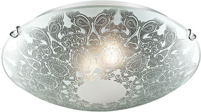 Светильник потолочный Sonex Parole, 2 х E27, 100W. 278 розетка makel siva ustu без заземления цвет белый