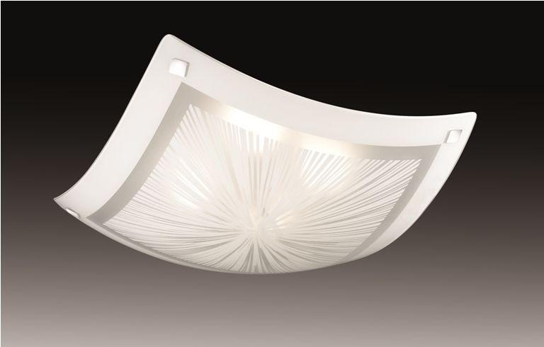 Светильник потолочный Sonex Zoldi, 3 х E27, 100W. 31073107