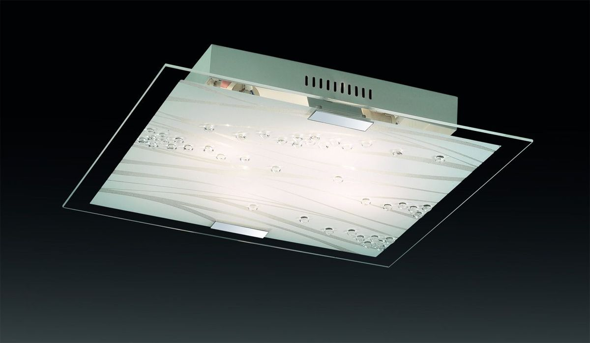 Светильник потолочный Sonex Kadia, 3 х E27, 60W. 32273227