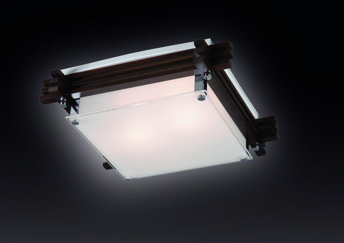Светильник потолочный Sonex Trial Vengue, 3 х E27, 60W. 3241V3241V