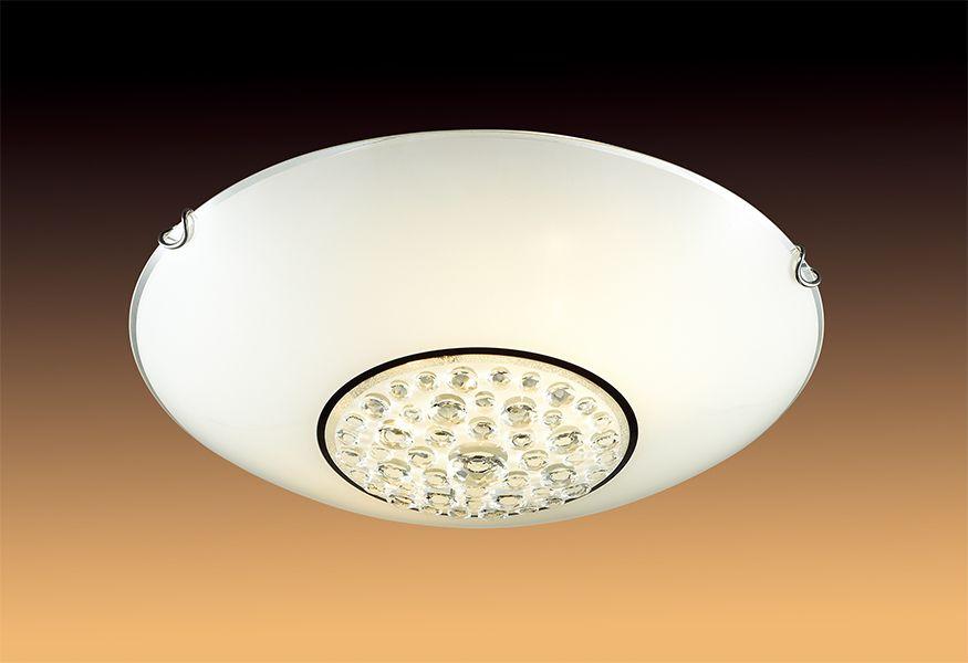 Светильник потолочный Sonex Lakrima, 3 х E27, 100W. 328328