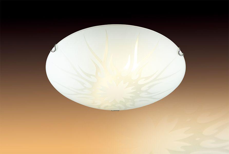 Светильник потолочный Sonex Nori, 3 х E27, 100W. 350350