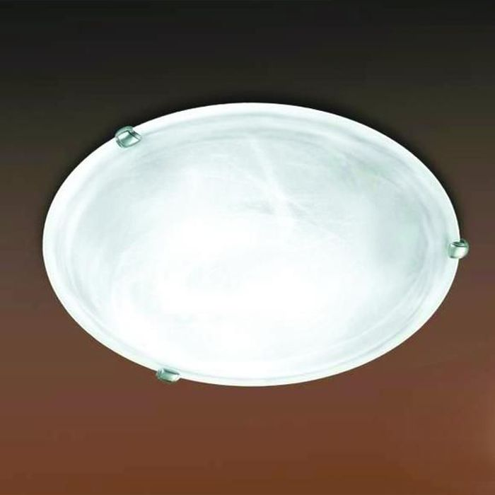 Светильник потолочный Sonex Duna, 3 х E27, 100W. 353 хром353 хром