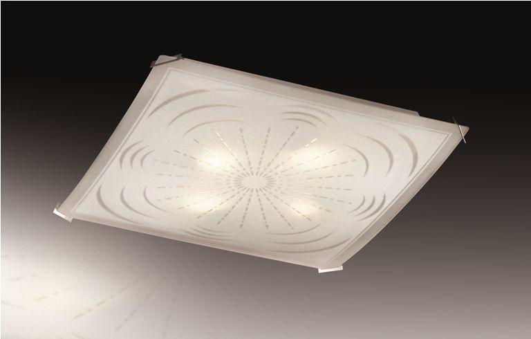 Светильник потолочный Sonex Borga, 4 х E27, 60W. 42124212