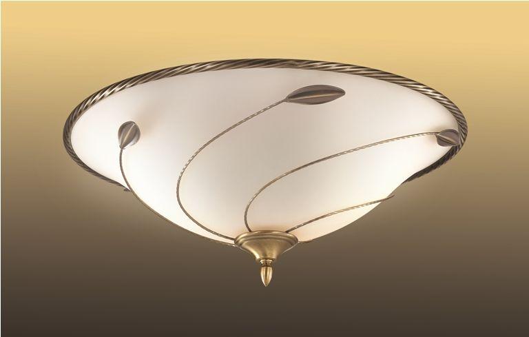 Светильник потолочный Sonex Barzo, 4 х E27, 60W. 42134213