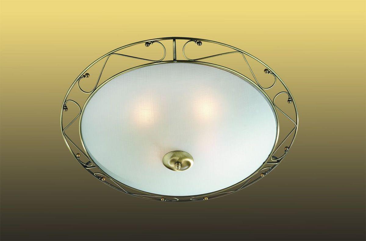 Светильник потолочный Sonex Istra, 4 х E27, 60W. 42524252