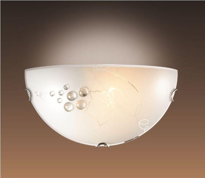 Cветильник настенный Sonex Traube, 1 х E27, 100W. 004
