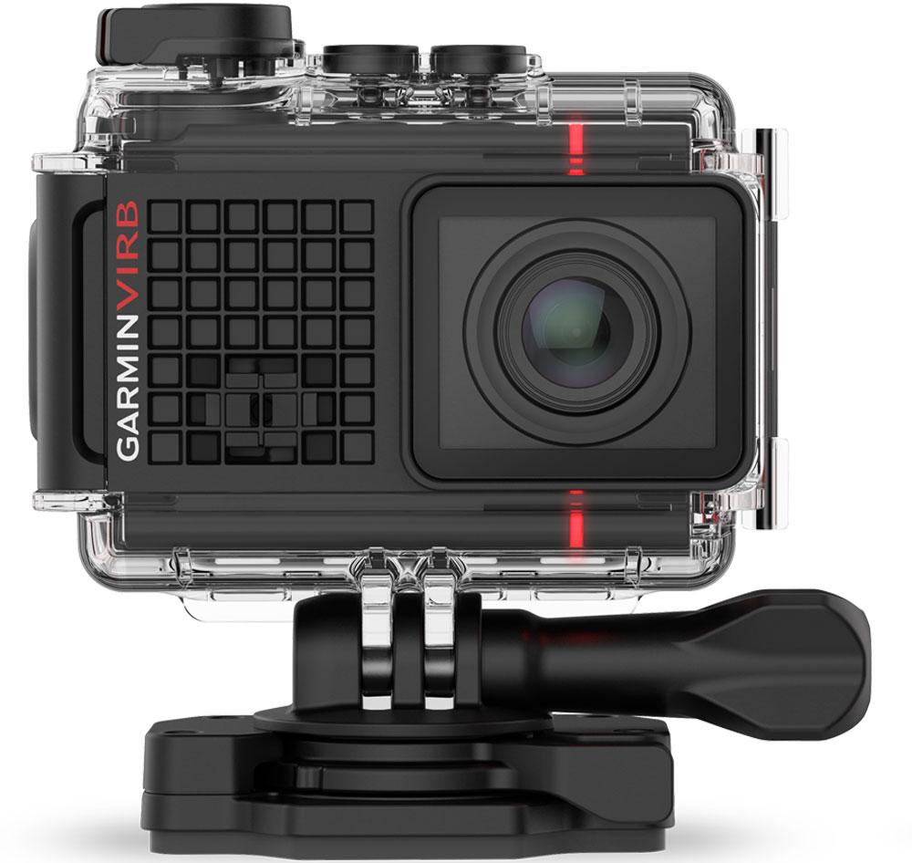 Garmin Virb Ultra 30, Black экшн-камера0753759160982Garmin Virb Ultra 30 - лучшая в своем классе камера, которая обеспечивает съемку видео в формате до 4K/30 fps, что позволит запечатлеть ваши приключения в мельчайших деталях. Модель также включает 3-осевой стабилизатор, благодаря которому изображение не будет дрожать даже при съемке во время катания на сноуборде, велосипеде или внедорожнике.Ваш активный образ жизни невозможно описать только с помощью аудио и видео. Сохраняйте важные данные, включая скорость, высоту, динамическую перегрузку и даже частоту пульса4, с помощью технологии G-Metrix. Встроенный приемник Garmin GPS (10 Гц) и датчики автоматически записывают данные, и вы можете легко наложить на отснятый видеоматериал индикаторы и графики в качестве доказательства дальности, высоты и скорости ваших приключений.К устройству можно подключать дополнительные совместимые датчики Garmin для возможности дистанционного управления камерой и получения подробных данных, выбираемых в зависимости от ваших занятий. Список совместимых устройств и датчиков см. во вкладках Совместимые устройства и Аксессуары.Благодаря бесплатному приложению VIRB Mobile вы можете начать потоковую передачу вашего видеоматериала на YouTube в формате высокого разрешения. Покорив горную вершину или оказавшись в первом ряду на невероятном концерте, вам не придется ждать, чтобы поделиться этими событиями с друзьями.Вы можете использовать преимущества беспроводного подключения вашей камеры VIRB Ultra 30, даже если не собираетесь делиться своими видеоматериалами со всем миром. С помощью бесплатного приложения VIRB Mobile, установленного на совместимом смартфоне или планшетном компьютере, вы можете подготовиться к идеальному кадру, управлять несколькими камерами, редактировать видеоматериалы и обмениваться ими. При использовании устройств с функцией Miracast (например, Roku и т.д.) обеспечивается беспроводная трансляция данных.Экшн-камера позволяет вам без труда запечатлеть незабываемые моменты вашей