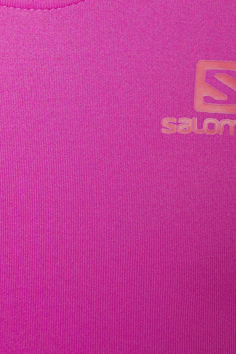 Salomon Comet Plus SS Tee - легкая и очень мягкая футболка свободного покроя с элегантным женственным силуэтом. Модель прекрасно подойдет для отдыха в горах и прогулок по городу. Спинка из дышащей ткани, круглый вырез и цельнокроеный рукав— идеальный вариант для жаркой погоды.