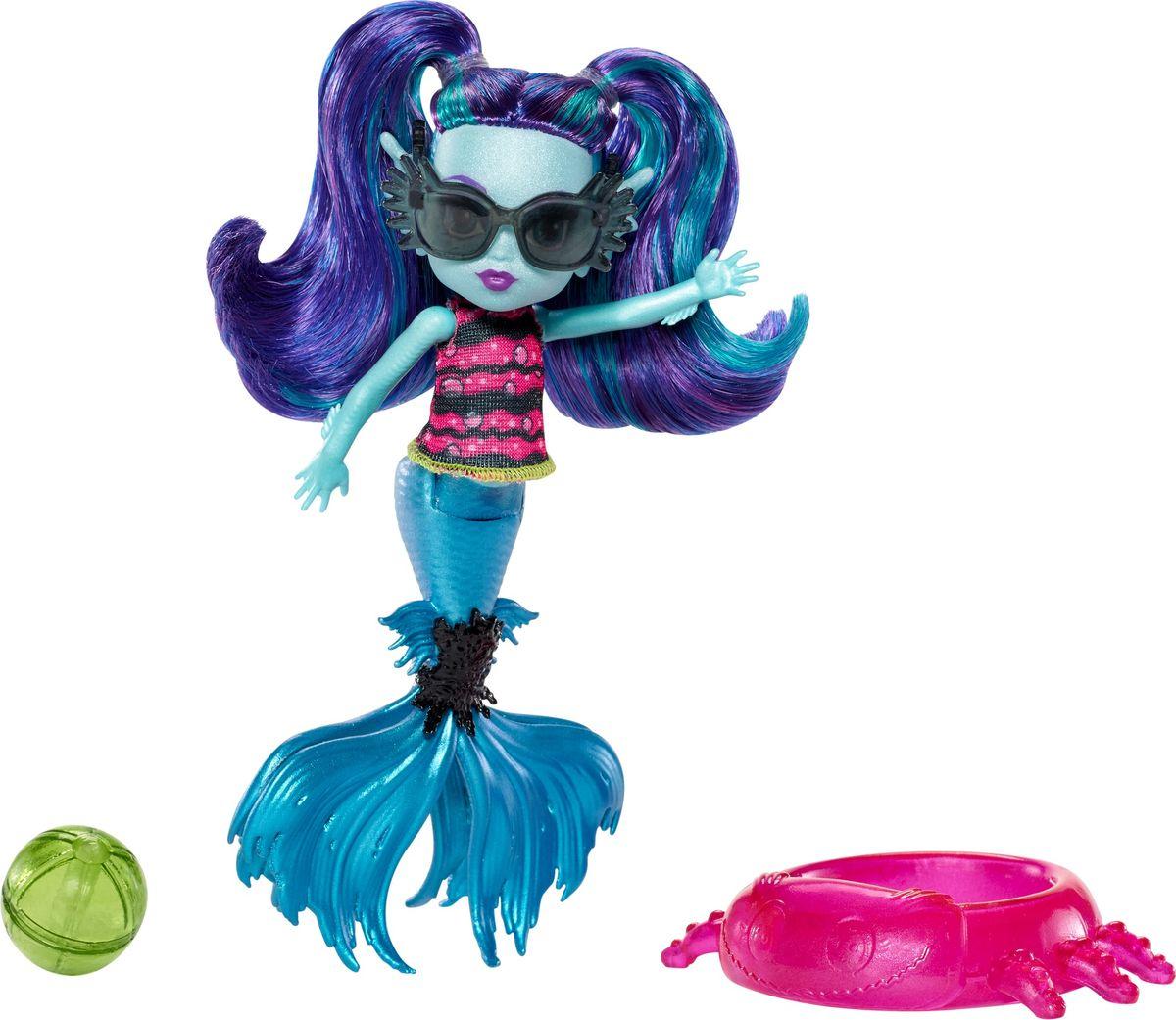 Monster High Мини-кукла Семья Монстриков Эбби Блю